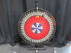 Wheel of Fortune - Money Wheel