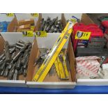 Lot of New & Used Spade Bits