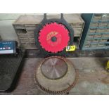 Lot of Saw Blades