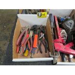 Lot of Pliers & Cutters