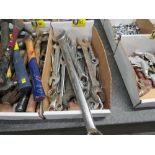 Lot of Misc Wrenches