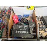 Lot of Misc Allen Wrench Sets