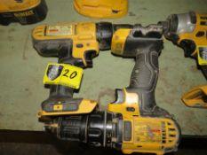 DeWalt Cordless Drills