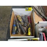 Lot of Misc Chisels
