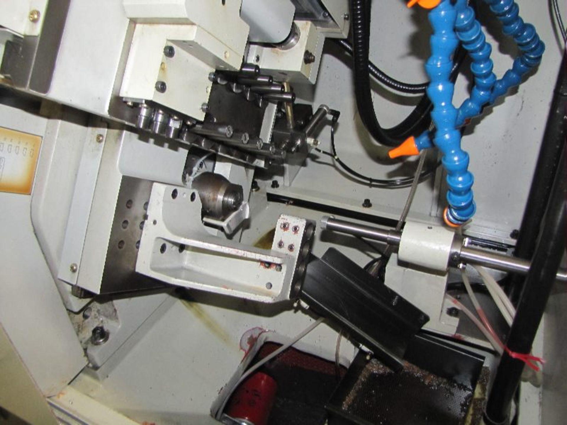 Lot 10 - Nomura Model NN-13SII CNC Swiss Type Automatic Turning Machine