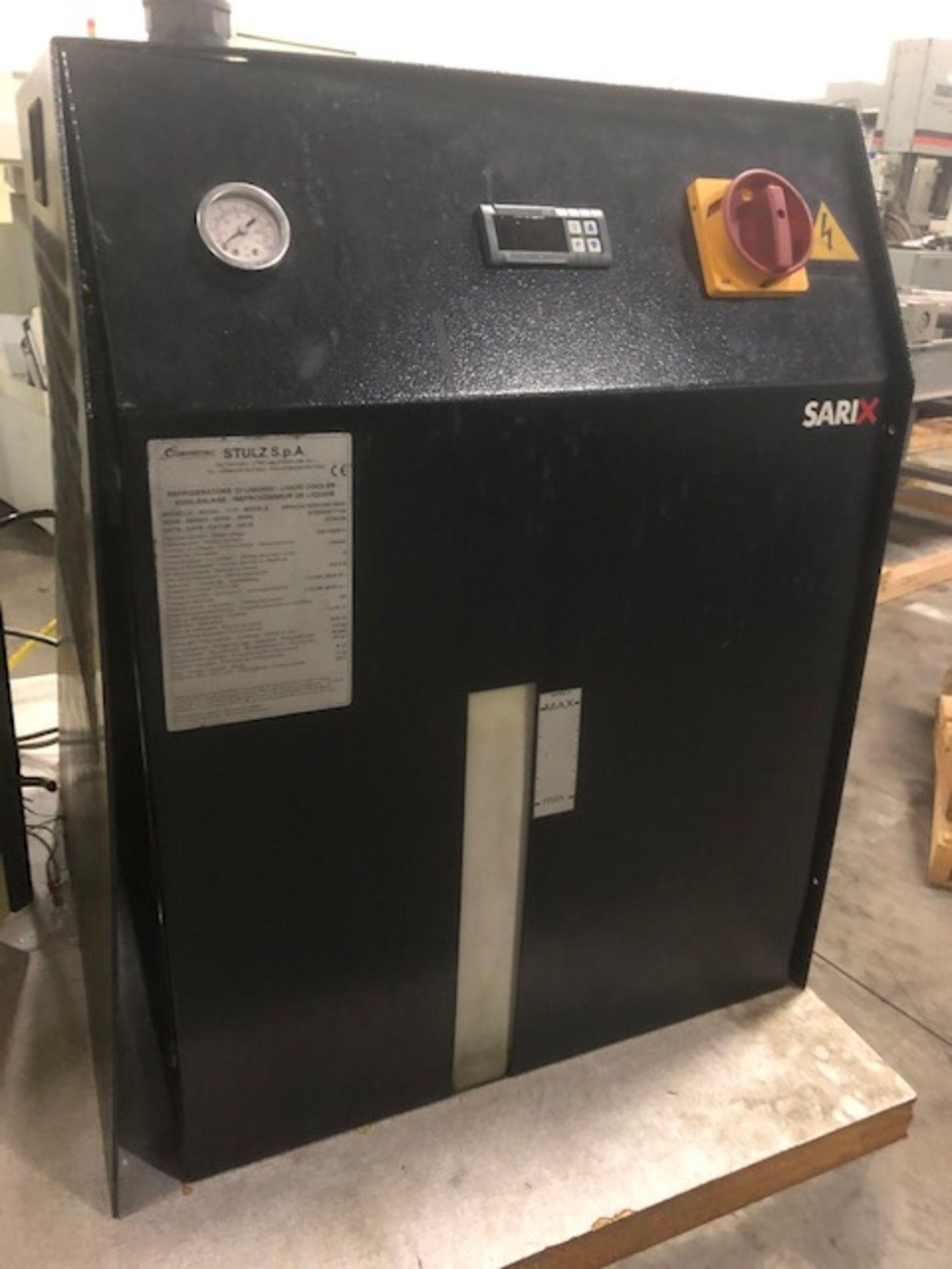 Lot 20 - Sarix Product Name Model SX-100-HPM EDM Machine