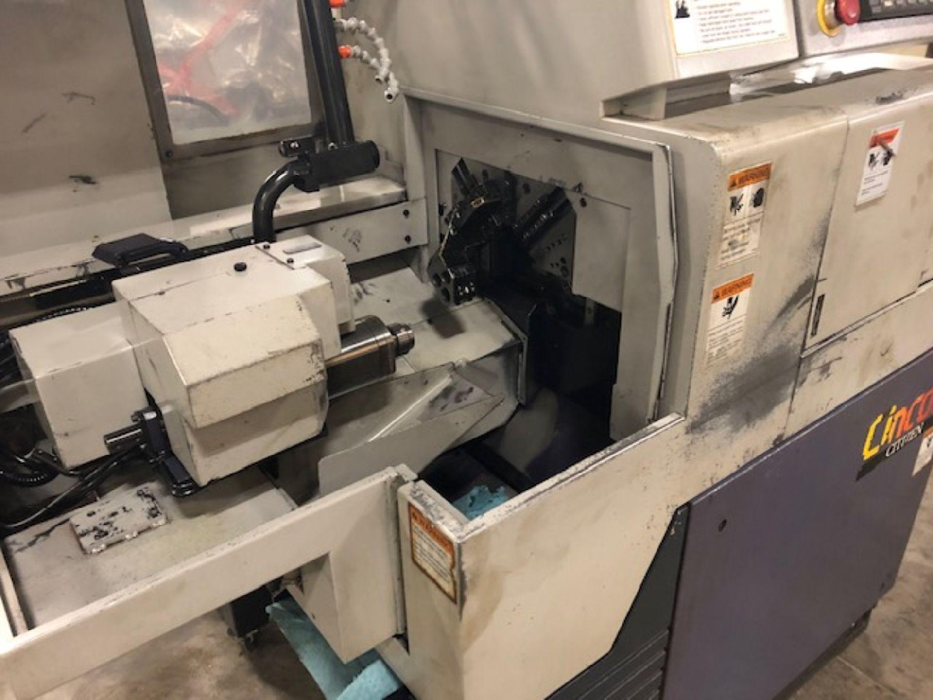 Lot 17 - 2001 Citizen Model B-12 Swiss Type Screw Machine