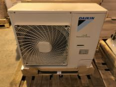 DAIKINSEASONAL CLASSIC AIR CONDITIONER UNIT, MODEL RZQSG71L3V1B ( PLEASE NOTE PICK UP FOR THESE