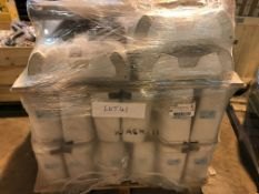 PALLET CONTAINING 30 X ALTO E751401 TOILET SYSTEMS, 5 X BATHROOM SINKS AND A KITCHEN SINK ( PLEASE