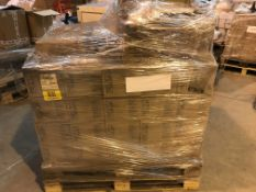 PALLET CONTAINING A QTY OF BATH FEET AND KITCHEN SINKS ( PLEASE NOTE PICK UP FOR THESE ITEMS IS AT