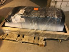 PALLET CONTAINING 5 X KALDEWEI CAYONO 749 170 X 170 CM WHITE BATHS ( PLEASE NOTE PICK UP FOR THESE