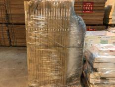 PALLET CONTAINING 18 X SANIFORM PLUS BATHS SIZE 1700 X 750 X 410 ( PLEASE NOTE PICK UP FOR THESE