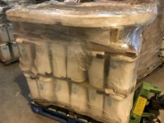 PALLET CONTAINING A QTY OF TOILET SYSTEMS AND A SHOWER TRAY ( PLEASE NOTE PICK UP FOR THESE ITEMS IS