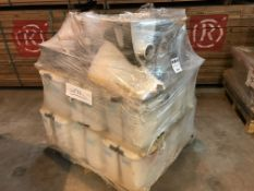 PALLET CONTAINING 30 X TOILET SYSTEMS AND 3 X TOILETS ( PLEASE NOTE PICK UP FOR THESE ITEMS IS AT