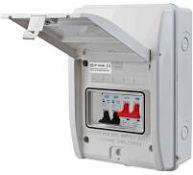 (REF423598) 1 Pallet of Customer Returns - Retail value at new £4,321.49. BG 5Mod 2Way Garage Unit