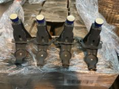 PALLET CONTAINING 60 X SETS OF 4 KALDEWEI BATH FEET