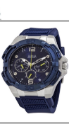 BRAND NEW RETAIL BOXED MENS GUESS WATCH RRP £279