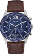 BRAND NEW RETAIL BOXED MENS GUESS WATCH RRP £189