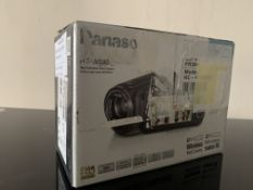 PANASONIC HC-W580 VIDEO CAMERA (THIS IS B GRADE)