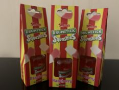 24 X BRAND NEW SWIZZELS DRUMSTICK SQUASHIES REED DIFUSERS