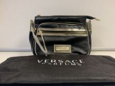 BRAND NEW VERSACE PARFUMS HANDBAG