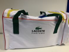 BRAND NEW LACOSTE SPORTS BAG