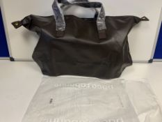 BRAND NEW PACO RABANNE BROWN WEEKEND BAG