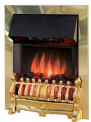 BRAND NEW ROYAL COZYFIRES HEATER WITH REALISTIC FLAME EFFECT, 1KW AND 2KW HEAT SETTINGS, SEPARATE