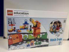 BRAND NEW LEGO EDUCATIONAL MATH TRAIN