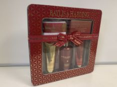 8 X BRAND NEW BAYLIS AND HARDING LARGE MIDNIGHT FIG AND POMEGRANATE GIFT SETS