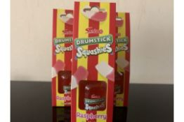 12 X BRAND NEW SWIZZELS DRUMSTICK SQUASHIES REED DIFUSERS
