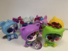 10 X BRAND NEW REVERSIBLE ZEQUINS TOYS