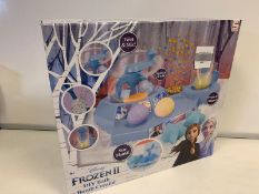 24 x BRAND NEW BOXED DISNEY FROZEN 2 DIY BATH BOMB CREATOR