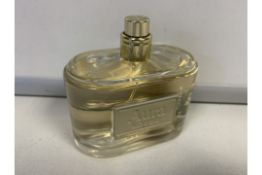 1 X TESTER 90-100% FULL BOTTLE AURA LOEWE EDT 80ML