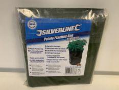 30 X BRAND NEW SILVERLINE POTATO PLANTING BAGS