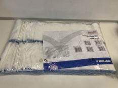 1000 X BRAND NEW VILEDA SWISPO EXPRESS MOP PADS 44 X 41CM IN 2 BOXES RRP £650
