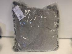 6 X BRAND NEW THE JAY ST BLOCK PRINT COMPANY ASHTI DEC PILLOWS RRP £40 EACH