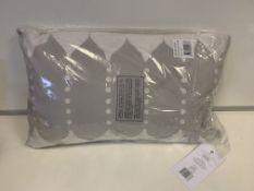 8 X BRAND NEW THE JAY ST BLOCK PRINT COMPANY DALANA DEC PILLOWS RRP £30 EACH