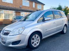 VAUXHALL ZAFIRA MKO8 MZV 1.9 CDTI COLLECTION LEICESTER