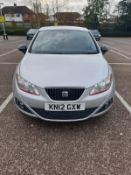 SEAT IBIZA SPORTRIDER TSI KN12 GXW COLLECTION LEICESTER