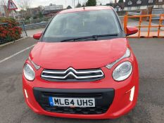 CITROEN C1 FEEL ML64 UHS COLLECTION LEICESTER