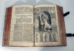 """Libro """"Teutsche Academie…"""" (Academia alemana de las nobles artes de la arquitectura, escultura y"""