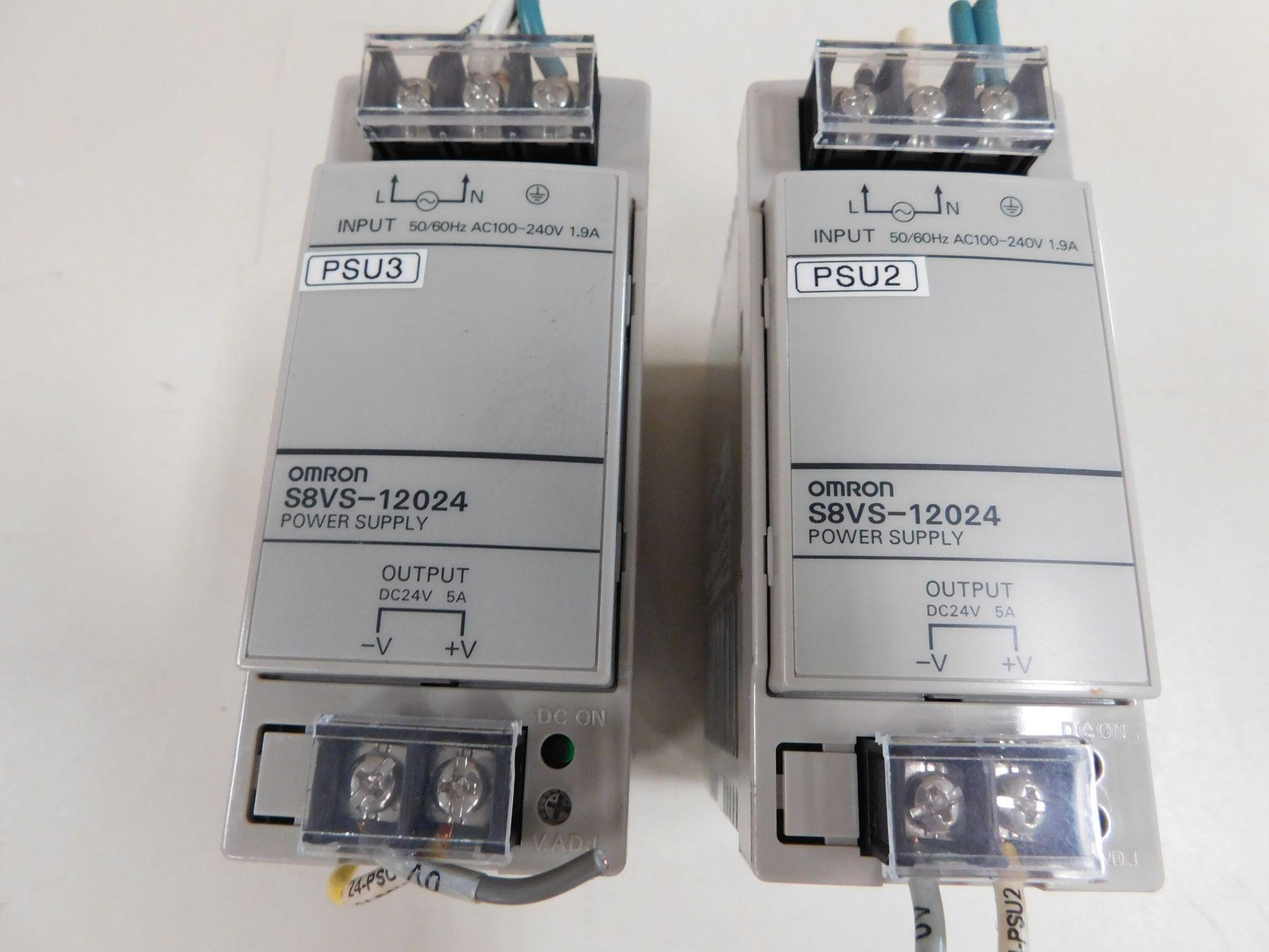 Lot 105 - OMRON S8VS-12024 POWER SUPPLY