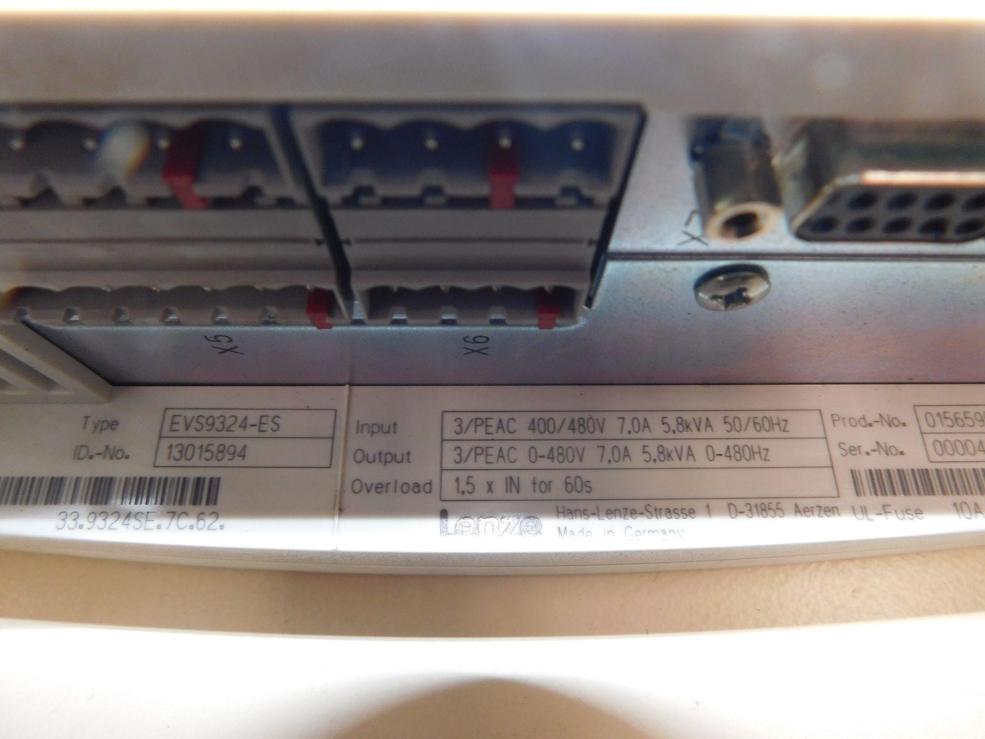 Lot 23 - LENZE EVS9324-ES SERVO-INVERTER