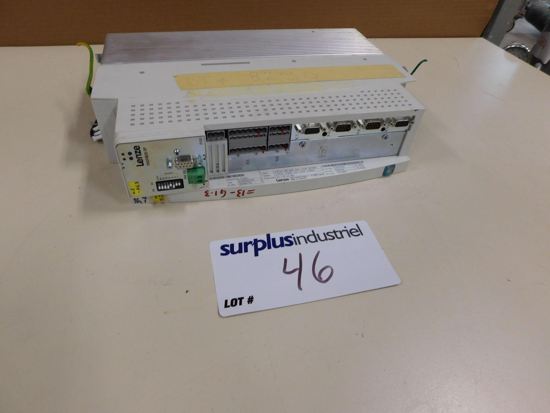 LENZE EVS9322-ES SERVO-INVERTER