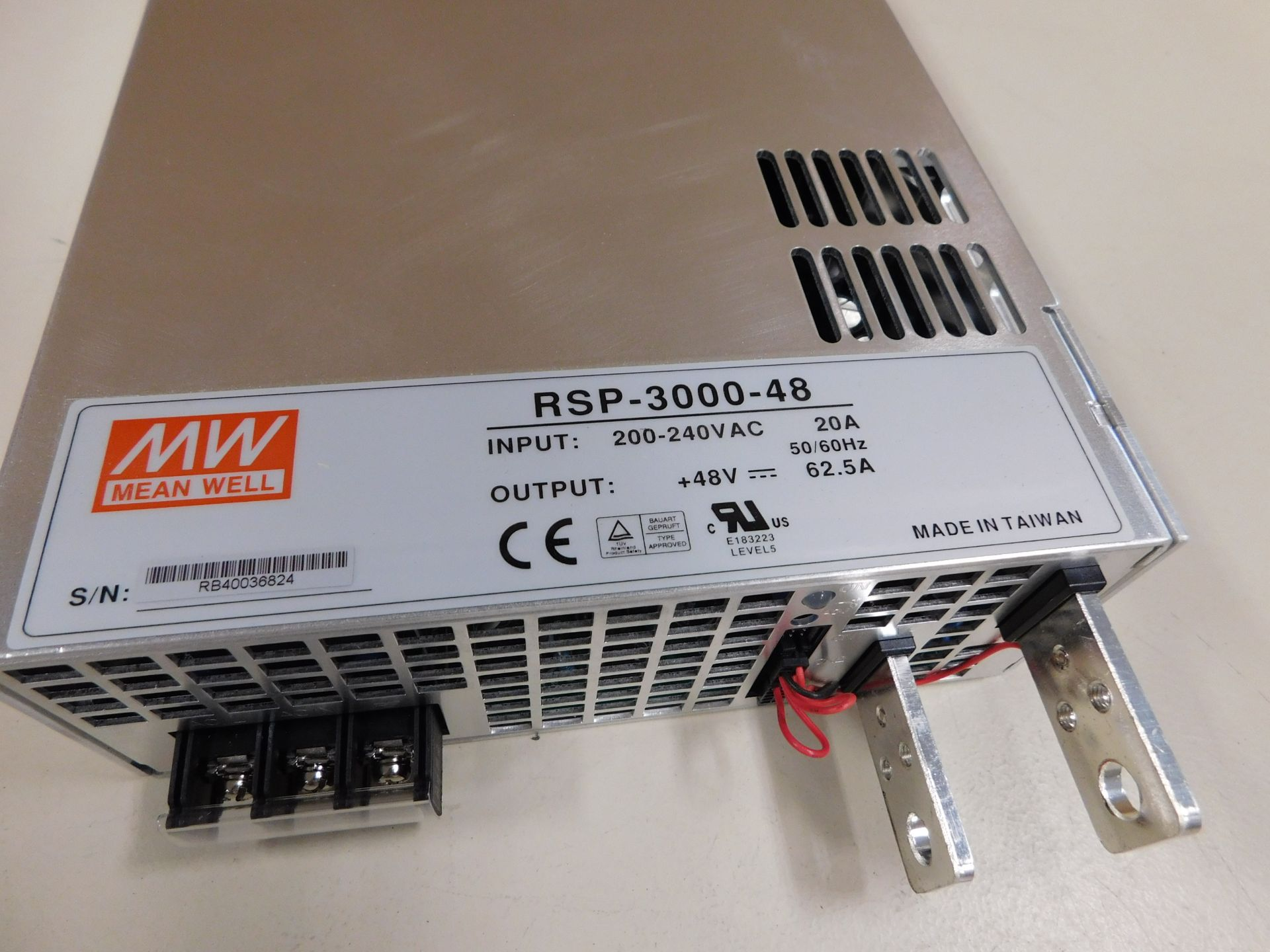 Lot 98 - RSP-3000-48 POWER SUPPLY