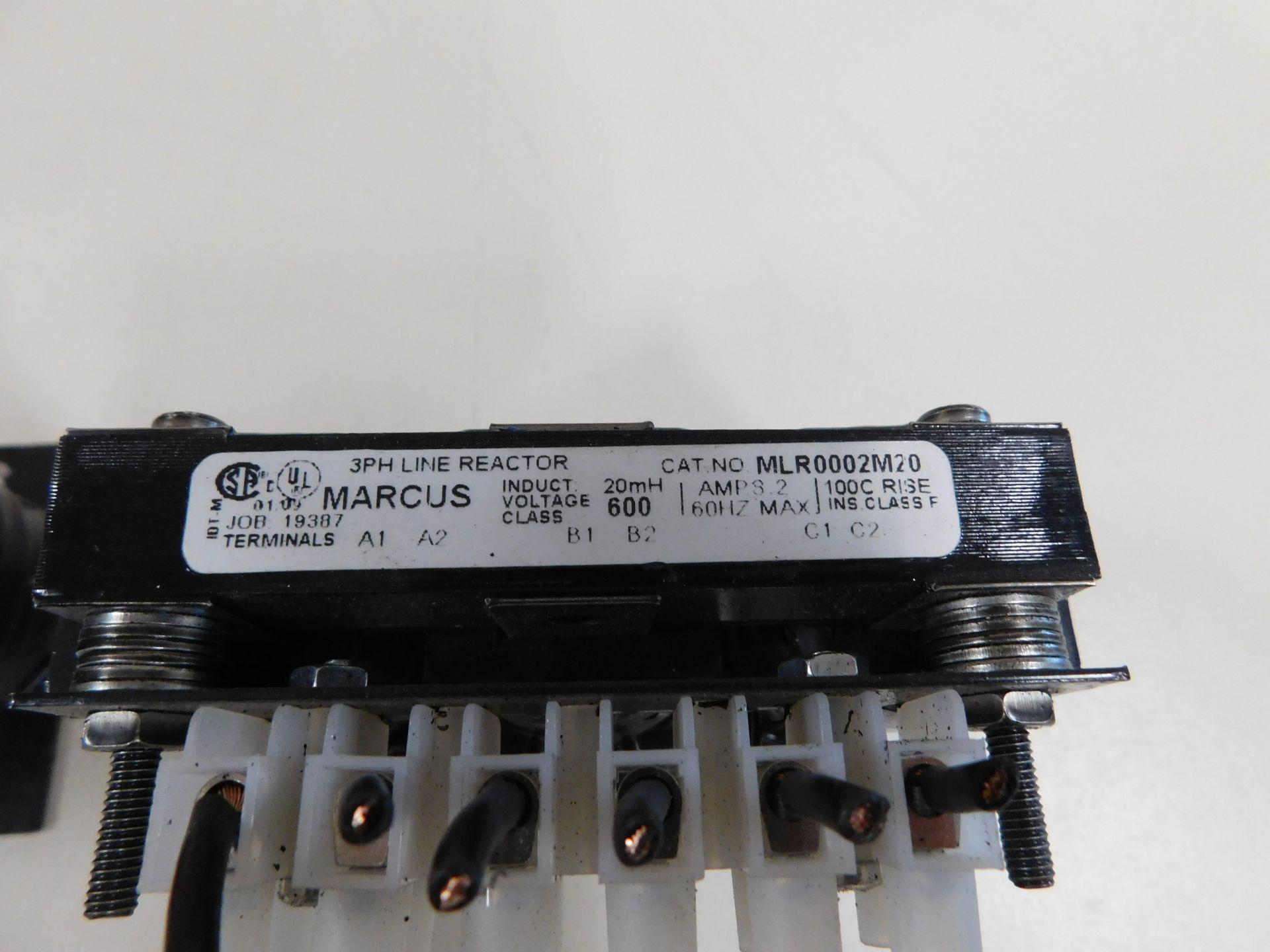 Lot 111 - MARCUS MLR0002M20 REACTOR