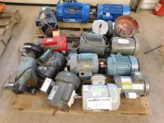 Lot of electric motor