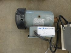 5 hp 230 volt 1 phase