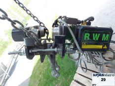 RWM Electric TRAVELER